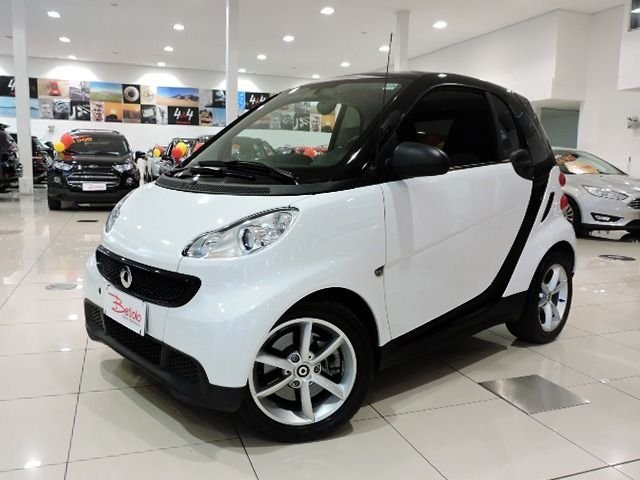 fortwo mhd coupe 1.0 3c 12v 2013 caxias do sul