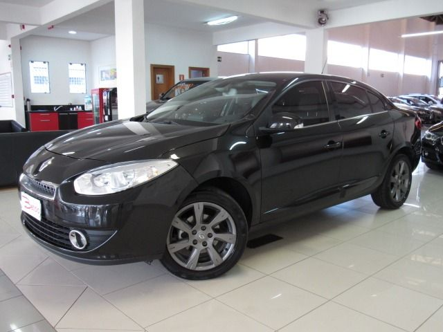 fluence privilege cvt 2.0 16v hi flex 2014 caxias do sul