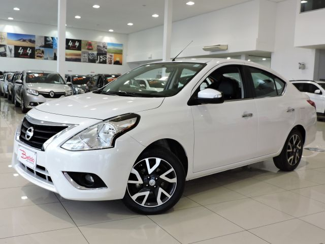 versa sl 1.6 16v flex 2017 caxias do sul