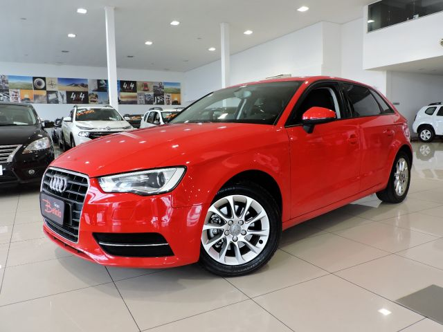 a3 sportback attraction s tronic 1.4 tfsi 16v 2014 caxias do sul
