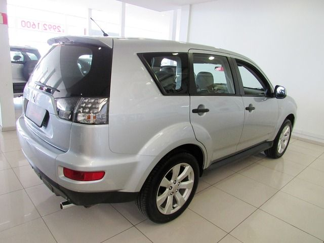 OUTLANDER 4X4 2.4 16V - 2011 - CAXIAS DO SUL