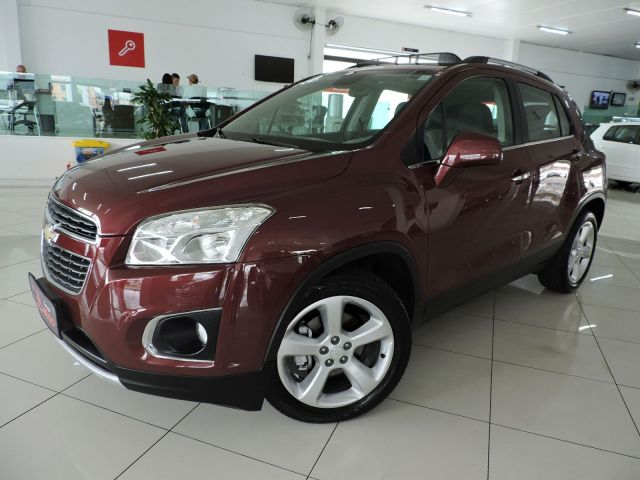tracker ltz 1.8 16v ecotec 2015 caxias do sul