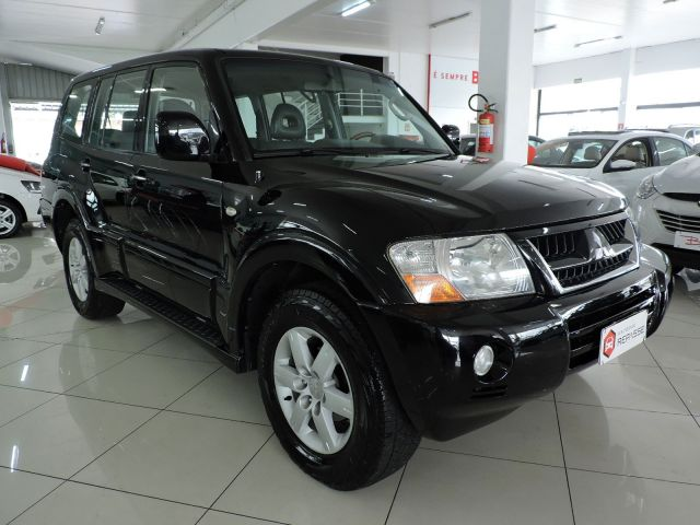 pajero full gls 4x4 3.2 turbo intercooler 2007 caxias do sul