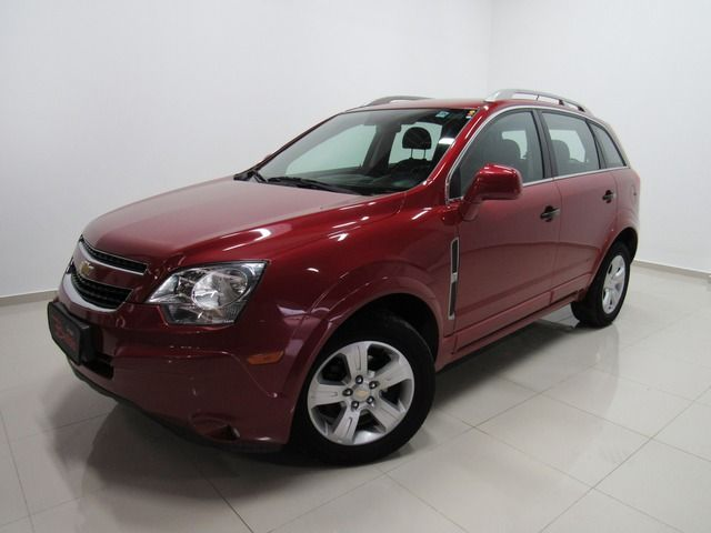 captiva sport 2.4 16v 2014 caxias do sul