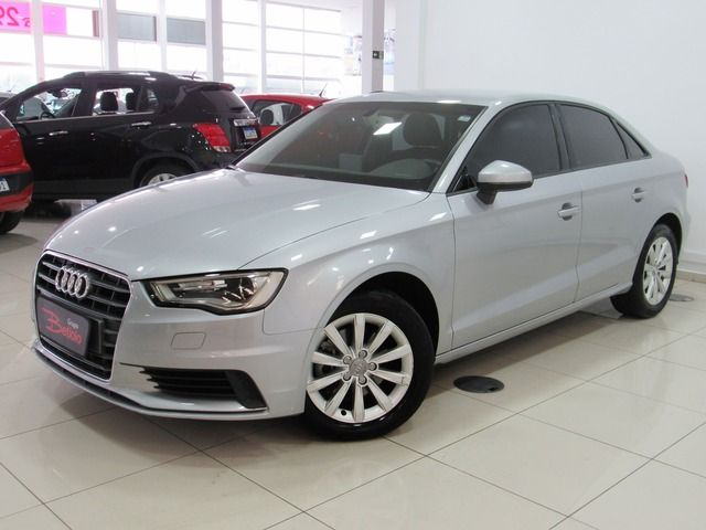 a3 sedan ambiente tiptronic 1.4 tfsi 150 cv 2016 caxias do sul