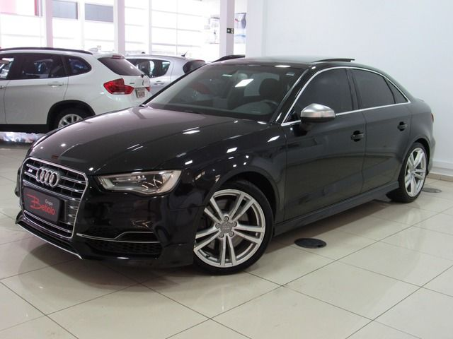 s3 sedan quattro s tronic 2.0 tfsi 2015 caxias do sul
