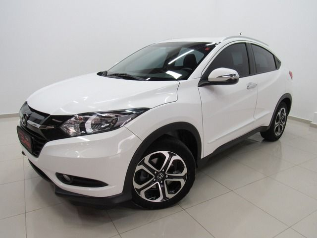 hr v exl 1.8 16v sohc i vtec flexone 2016 caxias do sul