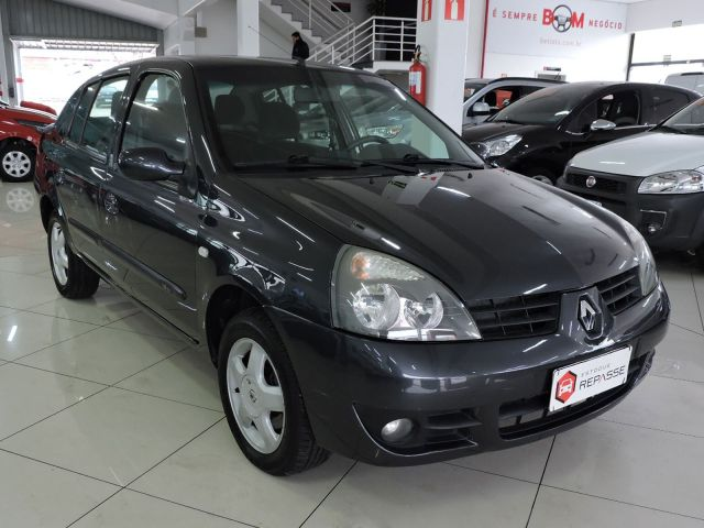 clio privilege 1.6 16v hi flex 2007 caxias do sul