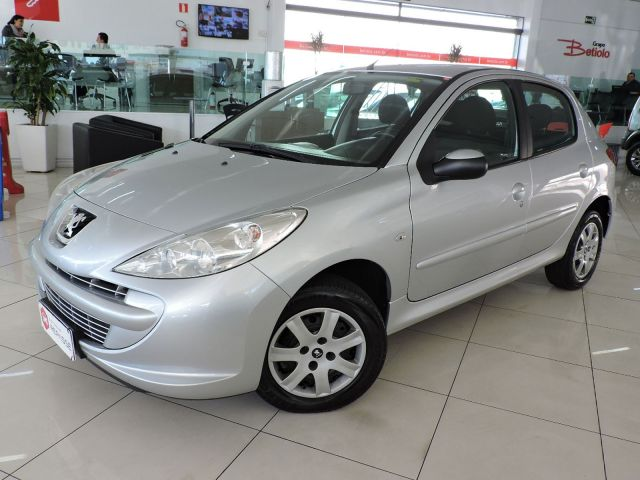 207 xr 1.4 8v flex 2013 caxias do sul