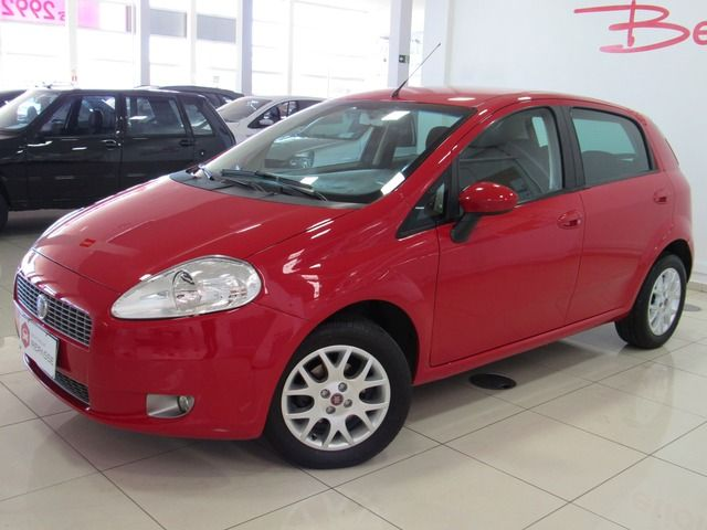 punto elx 1.4 8v flex 2008 caxias do sul