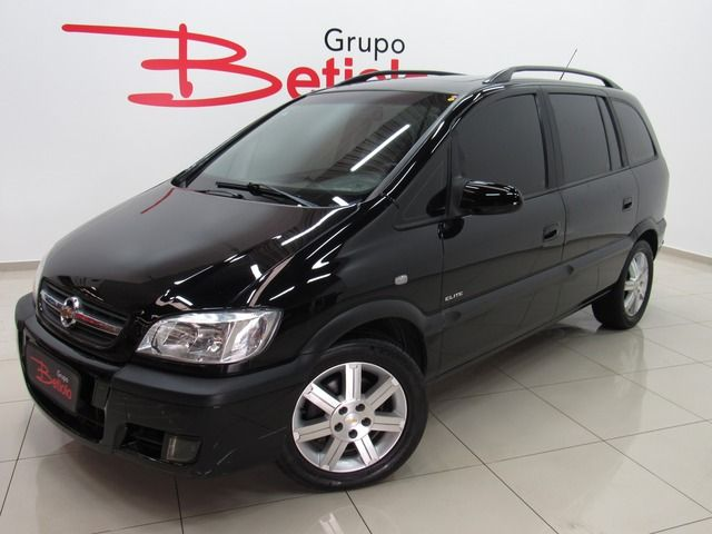 zafira elite 2.0 mpfi 8v flexpower 2009 caxias do sul