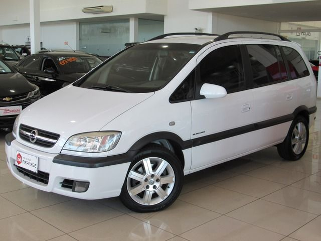 zafira elegance 2.0 mpfi 8v flexpower 2005 caxias do sul