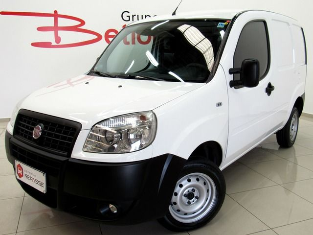 doblo cargo 1.8 16v flex 2014 caxias do sul
