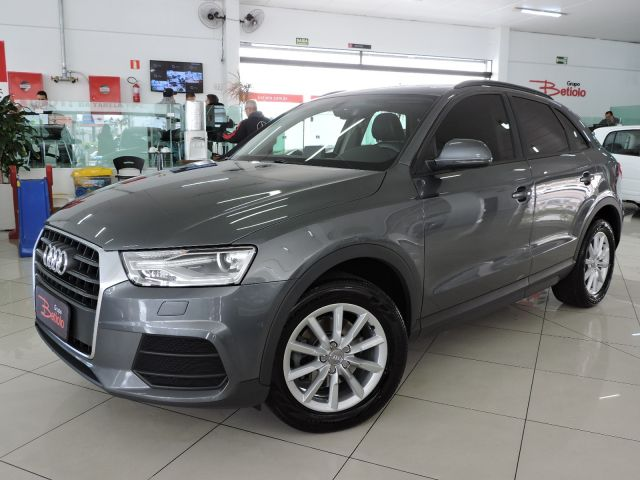 q3 attraction stronic 1.4 tfsi 2018 caxias do sul
