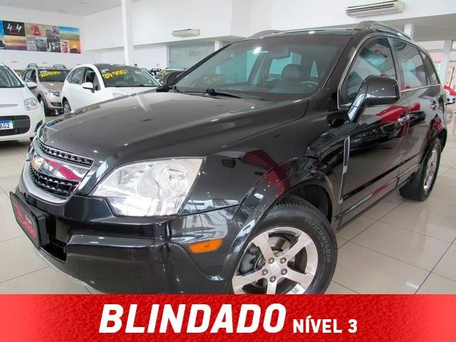 captiva sport awd 3.6 sfi v6 24v 2012 caxias do sul