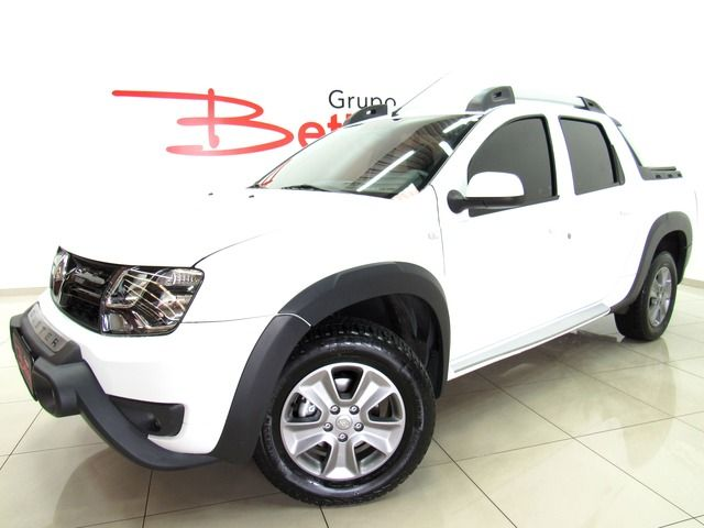 duster oroch dynamique 1.6 16v 2017 caxias do sul