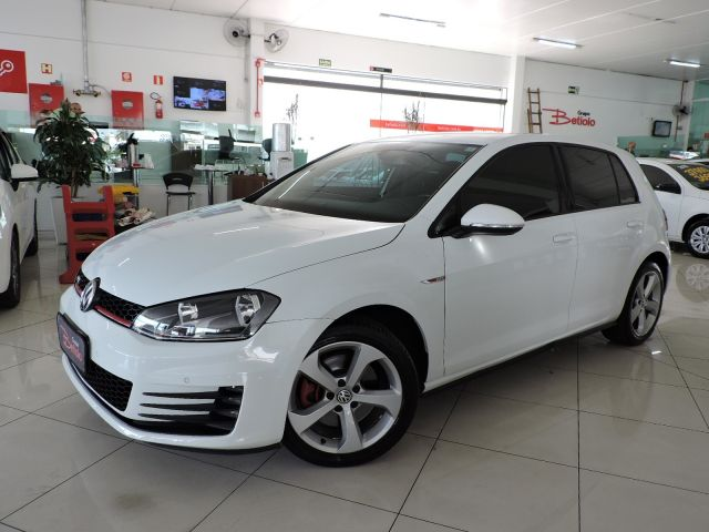 golf gti 2.0 mi 8v 2015 caxias do sul