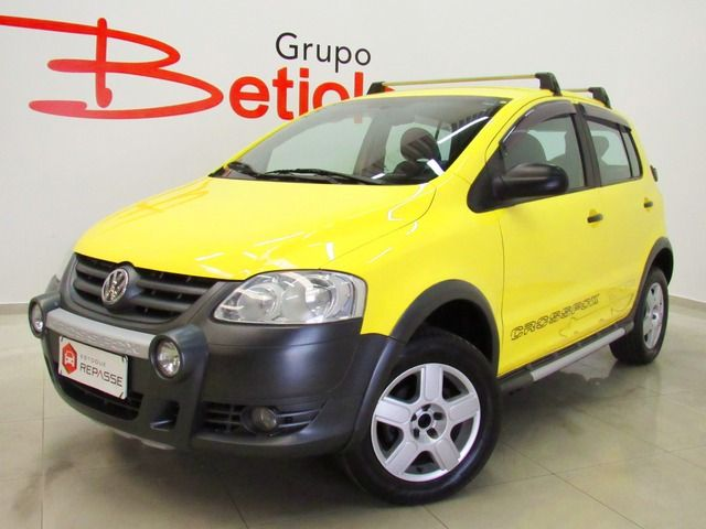 crossfox 1.6 mi 8v total flex 2008 caxias do sul