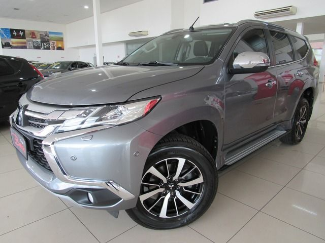pajero sport hpe awd 2.4 16v mivec turbo diesel 2020 caxias do sul
