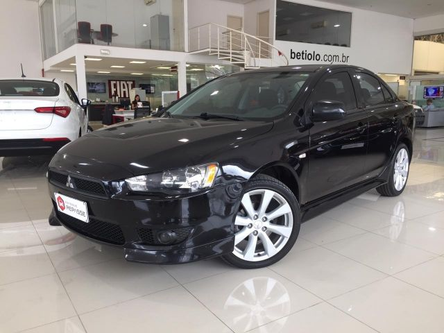 lancer cvt 2.0 16v 2013 caxias do sul