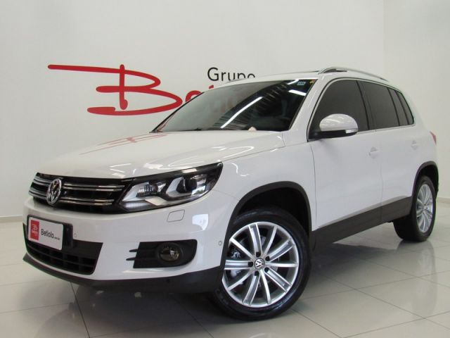 tiguan tsi tiptronic 2.0 16v turbo 2014 caxias do sul