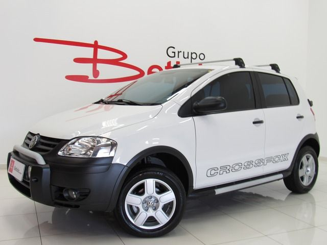 crossfox 1.6 mi 8v total flex 2005 caxias do sul