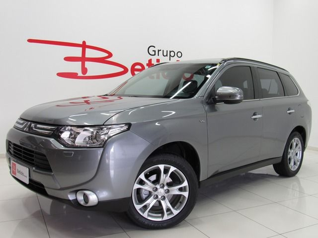 outlander gt 4x4 3.0 v6 24v 2014 caxias do sul