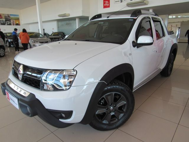 duster oroch dynamique 2.0 16v 2017 caxias do sul