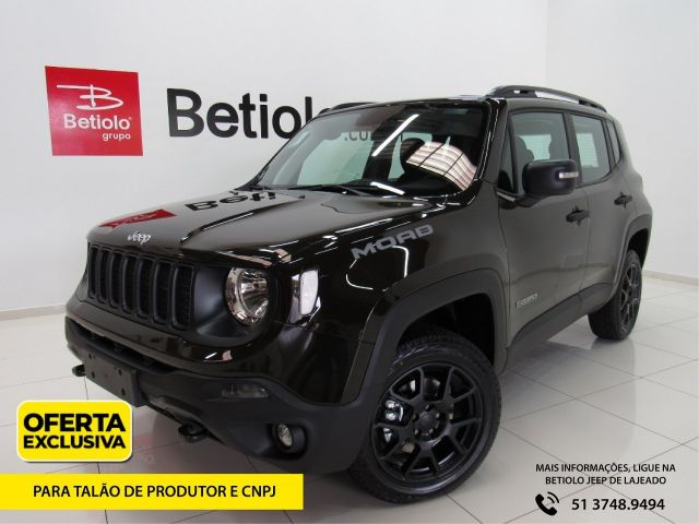 renegade moab at 2.0 turbo diesel 2021 caxias do sul