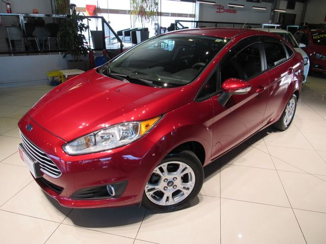 new fiesta se 1.6 16v flex 2014 caxias do sul