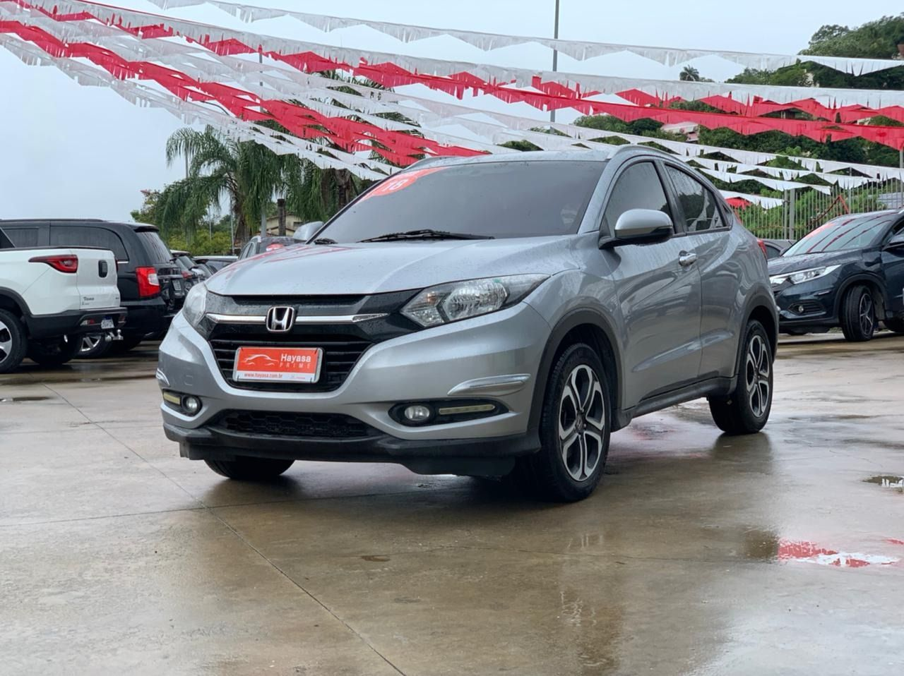 HR-V EX 1.8 16V SOHC i-VTEC FlexOne HR-V EX 1.8 16V SO...