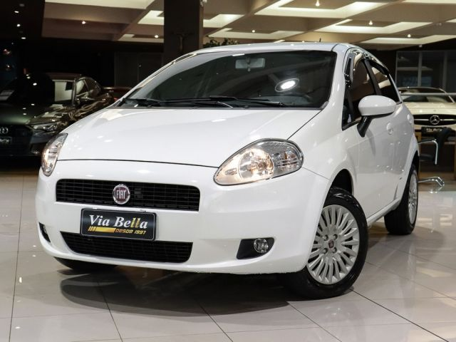 punto attractive 1.4 flex 2011 caxias do sul