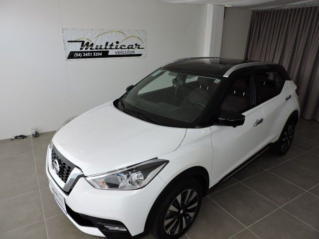 kicks sl xtronic cvt 1.6 16v flex 2018 bento goncalves