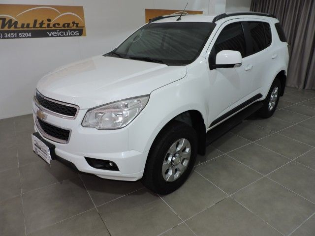 trailblazer lt 2.8 turbo diesel 2016 bento goncalves