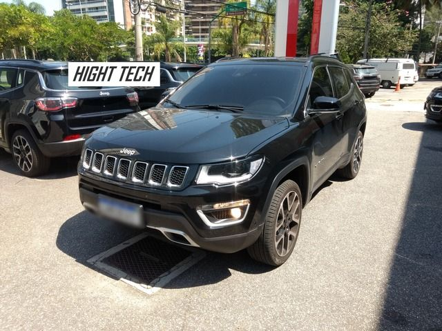 Jeep Limited  AT9 4X4 2.0 16V