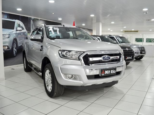 Ford Limited 4x4 CD 3.2