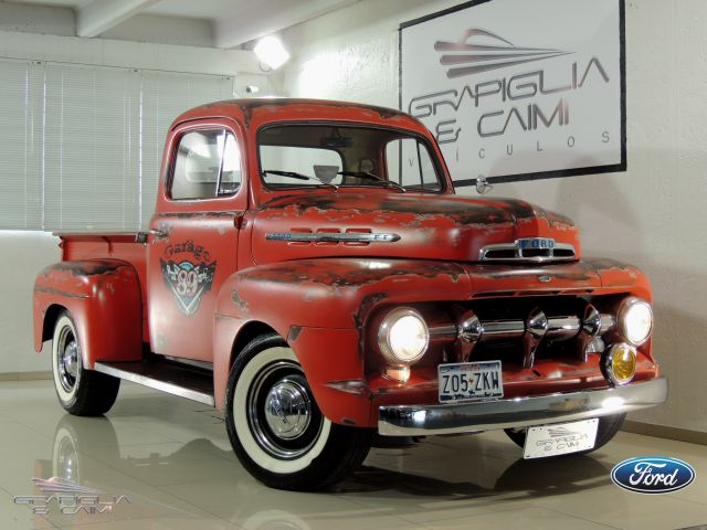 CARRO F-1-PICKUP-6CC 1951