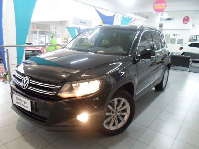 tiguan tsi tiptronic 2.0 16v turbo 2012 caxias do sul