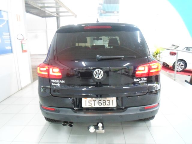 TIGUAN 2.0 FSI 16V TURBO GASOLINA 4P TIPTRONIC - 2012 - CAXIAS DO SUL