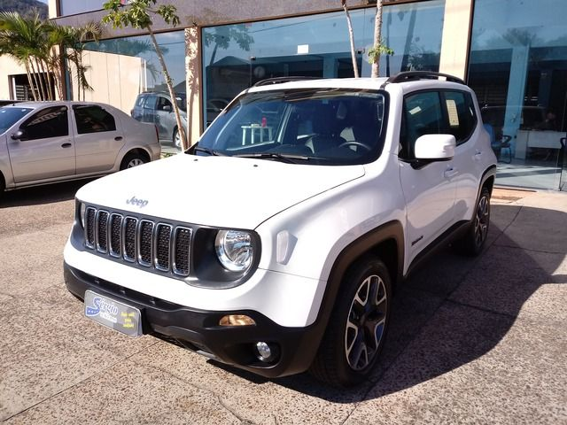 renegade longitude 1.8 16v flex 2019 teutonia